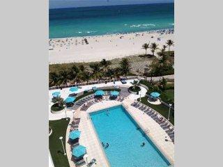 South Beach Fantastic Beach Front Condo