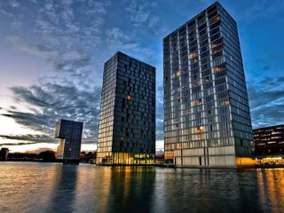 Bright apartment near Amsterdam, Almere