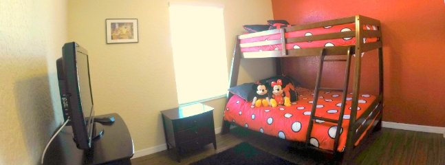 The Kids Bedroom - Twin over Double
