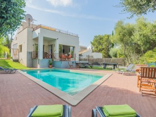 4 bedroom Chalet in Alcúdia, Balearic Islands, Spain : ref 5079695