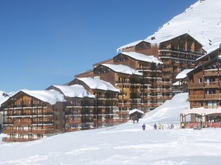 Apartment Azoturia, Val Thorens