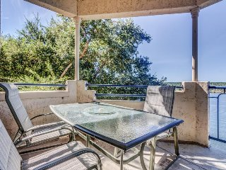Lakefront condo w/ lake views, shared pool, hot tub & more - nearby beach access