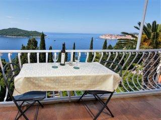 Apartamento de 2 +2 dormitorios en Dubrovnik