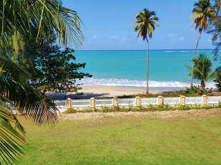 Power & Water are back! Ocean View Beach Luxury Resort 15 m from SJU airport