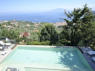 6 bedroom Villa in Sorrento, Campania, Italy : ref 5228458