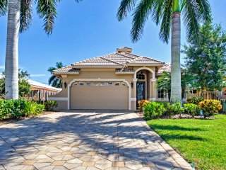 Superb Naples Home w/Den & Private Saltwater Pool!