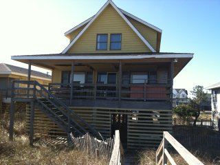 Ocean Front --Stay at OBX Life 1, Nags Head