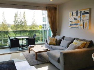 Your beautiful lounge leads onto your private balcony