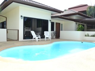 Lovely 2 bedroom 2 bath villa with private pool
