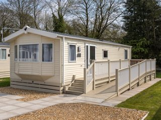 Wheel Chair Friendly Gold Standard Caravan, Lancashire