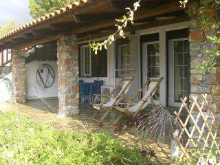 'Old Olives' garden flat