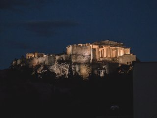 ACROPOLIS LUXURY APARTMENTS - SIDEWALK GRAND HOUSE, Atenas