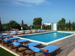 Stunning villa, with large pool and man-made beach, Carvoeiro