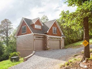 Driveway up to home (garage not included with rental).