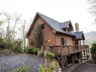 Million Dollar  views!  Large chalet -style home  perfect for two couples!