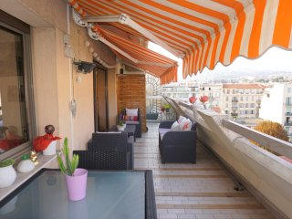 Top floor et Terrace