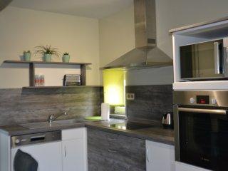 2 pièces duplex tout confort au centre de Colmar