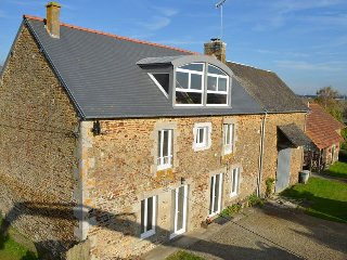 Normandy holiday rental, Saint James