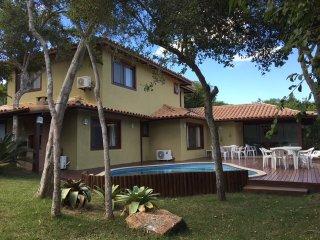 ESPETACULAR casa PRAIA DO FORNO, 250m2, 5 suites!, Búzios