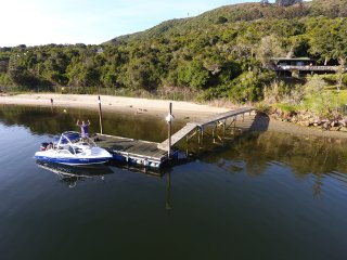 Rustic Cottage on Knysna Lagoon #Yellowwoodcove