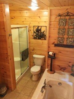 Master Bath- Separate Shower