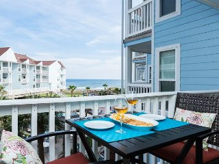 Relaxing Beach Front Condo