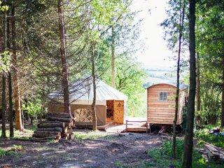 42889 Log Cabin in Abergavenny, Allensmore