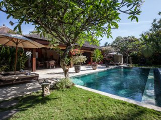 Modern Private Central Seminyak Villa