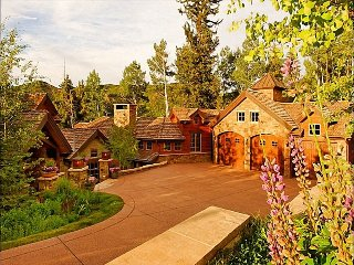 Magnificent Custom Home in The Pines - Ski in/out the back door (10353), Snowmass Village