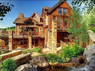 Stunning Custom Home in The Pines - 5 Master Suites (10354), Snowmass Village