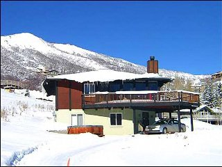 Large Snowmass Home - Views of Slopes (2141), Snowmass Village