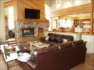 Rustic Family Home - Large Wood Burning Fireplace (2151), Snowmass Village