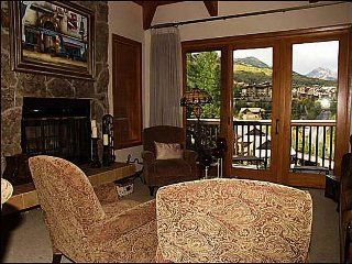 Snowmass Ridge Condo - Spectacular views of Mt. Daly (202984)