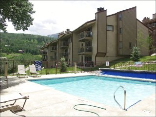 Snowmass Condo with heated pool (203164)