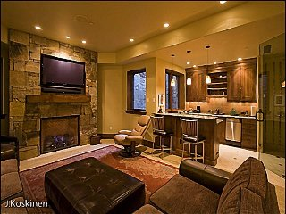 Stunning Dave Gibson Home - Backs to National Forest (8684), Aspen