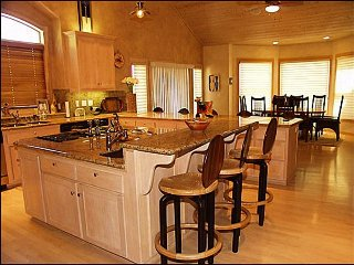Beautiful Horse Ranch Home - Professionally Decorated (9077), Snowmass Village