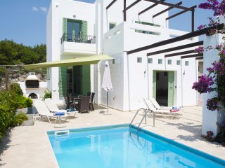 Villa Alexander, sea views & private pool, Gennadi