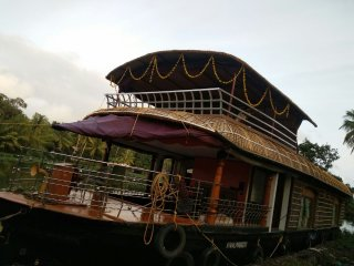 Allappey Houseboat , Kerala - Govt Approved, Alappuzha