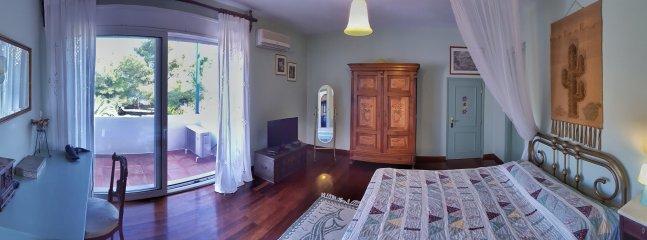 Villa Lefka Bedroom