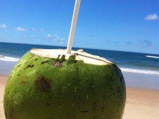 Praia de Genipabu, Guarajuba, Bahia