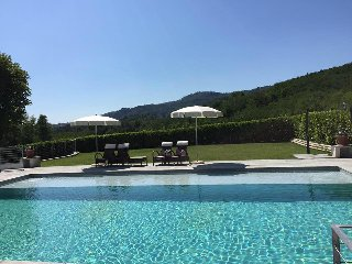 Beautuful Villa Adriano,10 min from LUCCA,freeWiFi