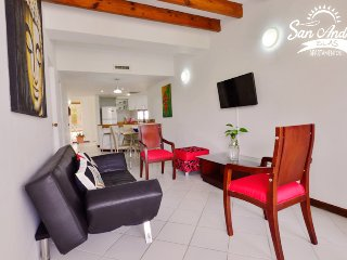 APARTAMENTO BAY POINT 403 CERCA A LA PLAYA, San Andrés