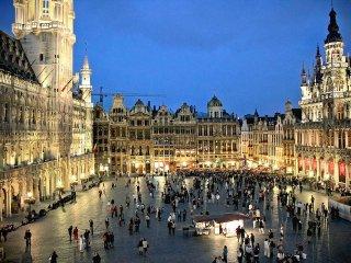 Tu piso al lado de la Grand'Place, Bruselas
