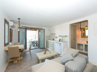 Amalthia suite with shared pool,amazing sea views!, Mykonos-Stadt