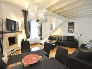 Penthouse Navona, 2 bedrooms, 2 bathrooms, terrace