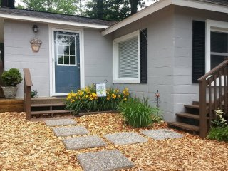 Clear Lake Cozy Cottage-Muskegon Area Retreat; Lake Access, Off the Beaten Path!