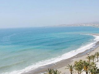 Seaview romantic apartment, Algarrobo