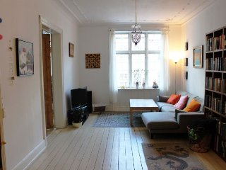 Nice Copenhagen apartment close to Amalienborg Castle