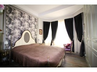 Spacious Apt in Classic Style of 100m² , 4 rooms for 5-6 people, Nice
