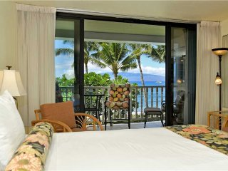 The charm of Old Lahaina town right at your fingertips  Lahaina Shores #225